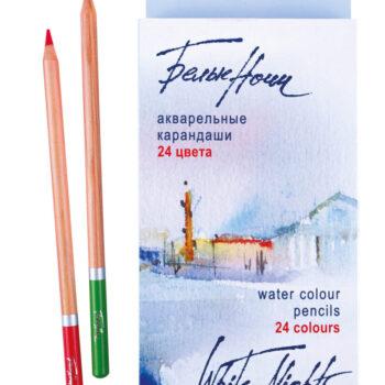 HIER: White Nights water cooler pencils von Honsell art