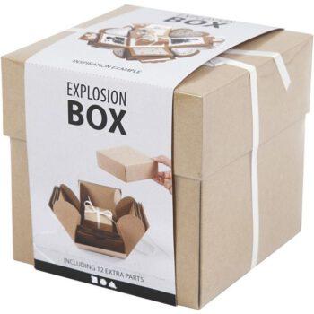 HIER: Explosions- Box von Creativ Company