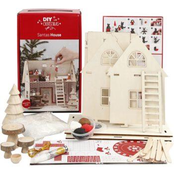 HIER: Haus Weihnachtsmann von Creativ Company