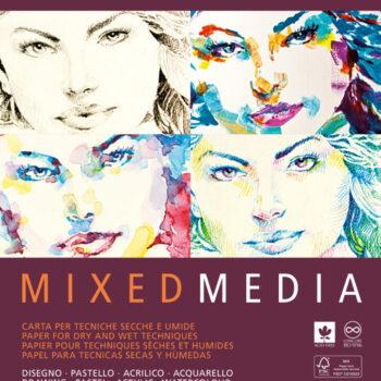 HIER: Fabriano Mixed Media