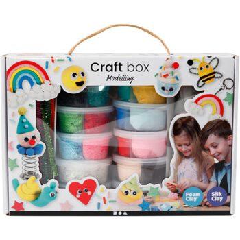 HIER: Modellierset Foam Clay von Creativ Company